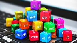 Web hosting and domain names explained made easyZest Internet Marketing Design Support WordPress Blog Featured Image