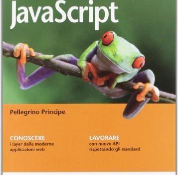 copertina html5 css3 javascript pellegrino