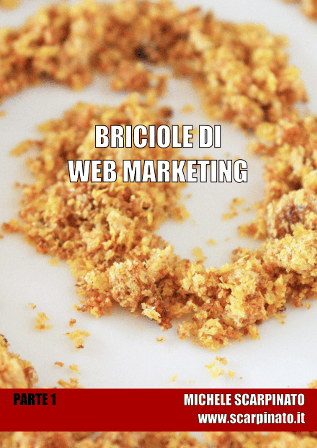 Briciole di web marketing - ebook